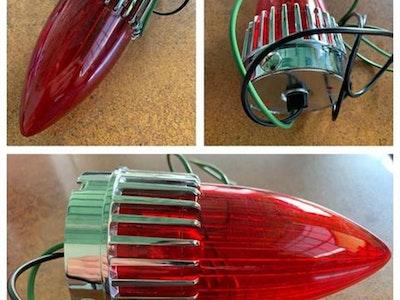 Cadillac Tail Light
