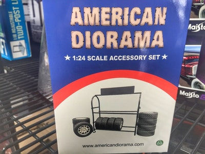 1:24 Scale Accessories