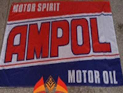 Fuel / Oil / Tyre Flags