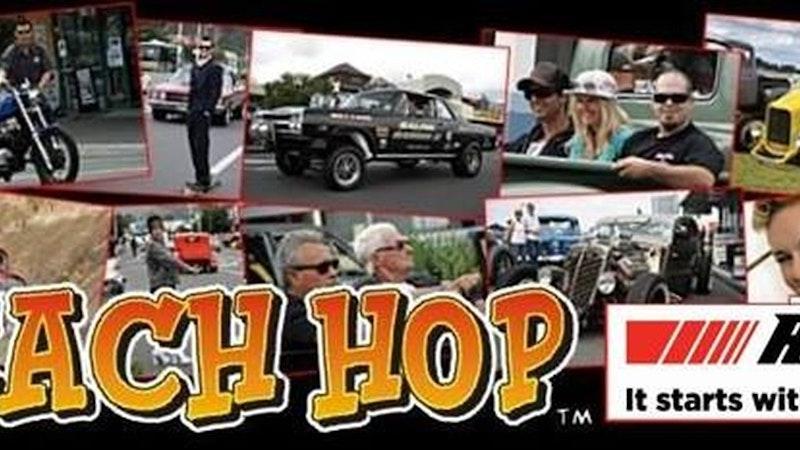 Repco Beach Hop
