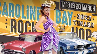 Caroline Bay Rock & Hop