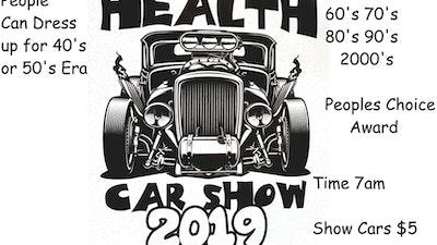 Dannevirke Car Show