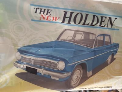 Holden / GMC Flag