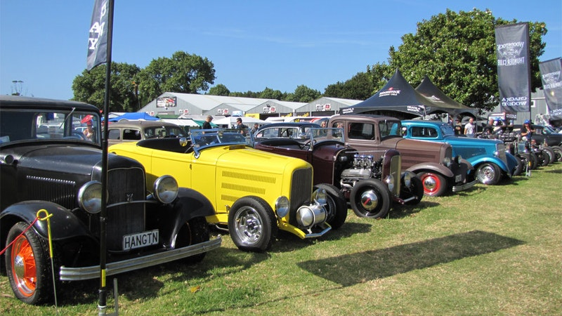 NZHRA National Hot Rod Show
