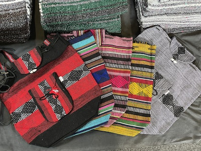 Mexican Back Packs