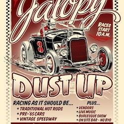 Jalopy Dust Up - 2011