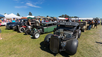 Muscle Car Madness - Rangiora