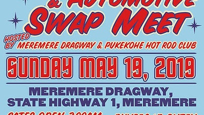 Meremere Dragway automotive only swapmeet