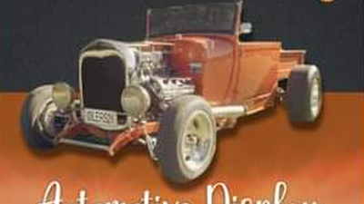 Oilers Annual Charity Auction & Car Show