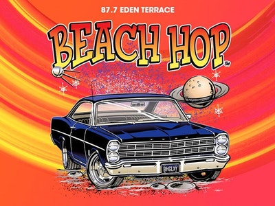 What's Happening at the Beach Hop