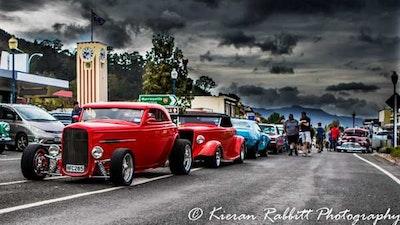 Te Aroha Cruise In