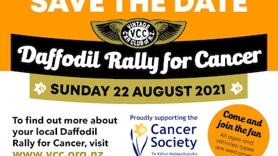 Daffodil Rally for Cancer