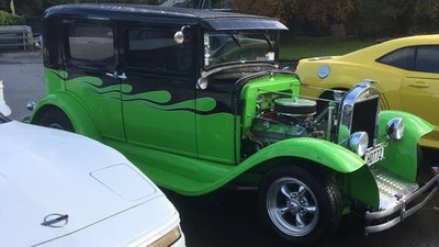 Capital Rodders  Swap Meet & Vehicle Display